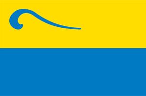 die Fahne von Laubegast