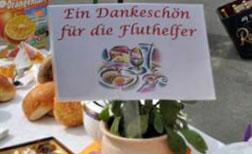 laubegaster Fruehstueck Fluthelfer